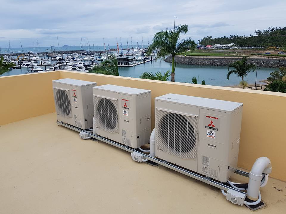 Residential Air Conditioning Whitsundays